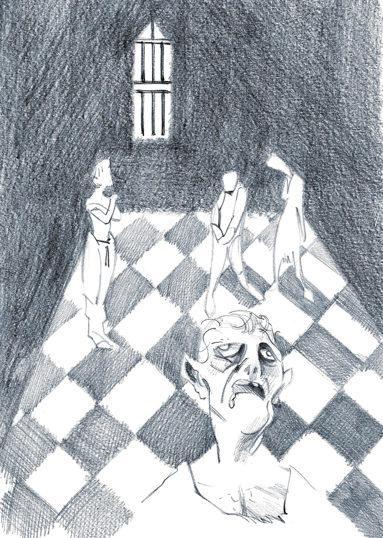 Disegno di Alessio Maggioni - Diritti riservati